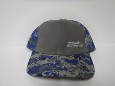 NEW AUTHENTIC SKEETER  DIGITAL ROYAL BLUE CAMO HAT
