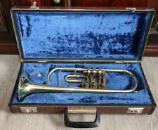 Trompete Amati (Kraslice) mit Koffer