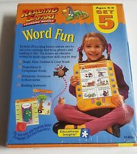 NEW Reading Safari Learning Module word fun set 5 Educational Insights