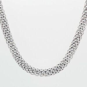 FOPE White Gold Chain in 18k 57.85 grams