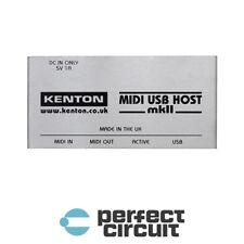 Kenton Electronics MIDI USB Host INTERFACE - NEW - PERFECT CIRCUIT