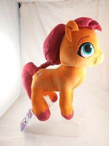 "My Little Pony Hasbro G5 Sunny Starscout Large 15"" Pillow Plush Stuffed Animal"