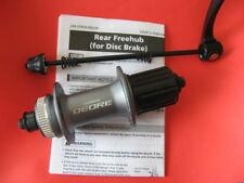 FH-M615 HR Hub Shimano Deore 8/9/10fach 32 fori argento/Grigio Centerlock NUOVO