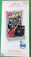Hallmark Ornament Disney Channel's JONAS Rock the House 2009 NEW
