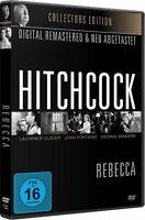 Alfred Hitchcock  REBECCA Joan Fontaine LAURENCE OLIVIER George Sanders DVD Neu