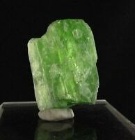 70.65ct Chrome Tremolite Gem Crystal Mineral Merelani Tanzania Electric Green