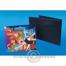 Bang Wallet Gag Gift Novelty Item Prank Joke Funny Scare Surprise Open Sound