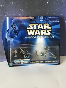 Micro Machines Star Wars [Episode 1] NEW 1999 Collection 9