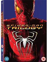 Spider-Man Trilogy DVD (2015) Tobey Maguire, Raimi (DIR) cert 12 ***NEW***