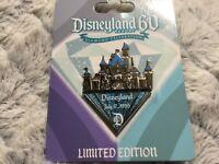 Disney Pin Disneyland July 17,1955 — 60th Anniversary Diamond Celebration