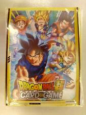 Dragon Ball Super Card Game Tournament Winner Promo Card Sleeve Bandai A