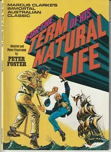 "Marcus Clark's Australian Classic ""For The Term of His Natural Life"" 1986"