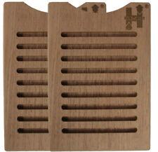 HUMI-SMART Cedar 2-Way Humidity Pack Holder for a Humidor