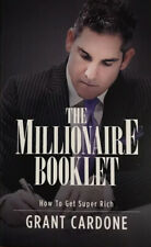 **BRAND NEW** The Millionaire Booklet - How To Get Super Rich - By Grant Cardone