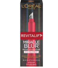 L'Oreal Revitalift Miracle Blur Instant Eye Smoother Eye Treatment