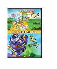 Tom and Jerry Back To Oz 2-Film Collection (2pk) Free Shipping