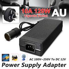 🔥Power Supply Adapter AC 100 - 240V to DC 12V Transformer 10A 120W Home AU Plu