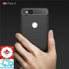 Luxury Carbon Fiber Shockproof Case Cover For Google Pixel High Quality Soft TPU