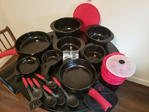 Xtrema Ceramic Cookware set and more