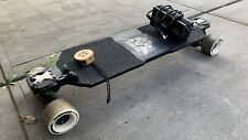 LHB Custom Racing Electric longboard (45mph + Top Speed) 6a Fast Charger Evolve