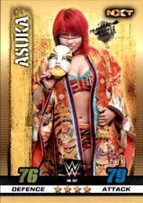 WWE Slam Attax - 10th Edition - Nr. 187 - Asuka - NXT