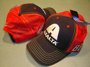 Alex Bowman 2020 AXALTA #88 CFS Adj.SPONSOR MESH Hat NEW W/tags IN STK