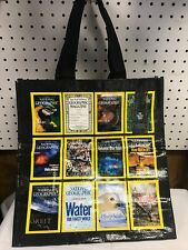 Reusable Grocery Bags Shopping Totes with National Geographic Animals!
