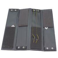 Hirisi Carp Fishing Hair Rig Wallet 52Pcs Rigs Hook Length Wallet Carp Fishi HY1