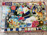 New Eeboo 100 Piece Natural Science Jigsaw Puzzle
