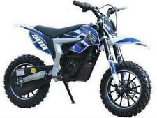 MotoTec 36V Dirt Bike - Blue