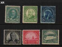 1931 Sc 692 to 699 MNH 11c to 25c CV $46