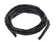 Maclean Mctv-686 cubierta para cables organizador de cables. negro