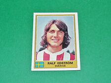 N°278 EDSTRÖM PSV EINDHOVEN SUEDE SVERIGE PANINI EURO FOOTBALL 1976-1977