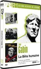 DVD *** LA BETE HUMAINE *** avec jean Gabin (neuf)