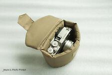 Camera Padded Insert case bag for EVIL DC FILM Rangefinder camera NEX5 NEX7 X100