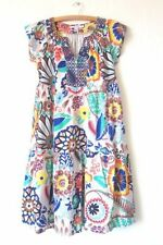 Boden Women's Floral with Cap Sleeve Dresses