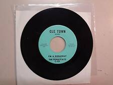 "RUNAWAYS:I'm A Runaway 2:08-It Can't Be Long 2:10-U.S. 7"" Cle Town Records C-101"