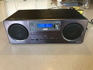JVC RD-D70  Hi-Fi System - Black
