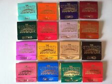 Incense Matches 50 assorted Variety Scented Matches - Box Lot of 50!