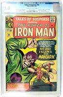 Tales of Suspense #55, 7/64, CGC Certified @ 5.0, The Mandarin!