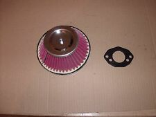 "Classic mini cone type air filter 1"" 1/2 carb HS4 - New"