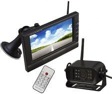 """Auto LKW PKW Funk Rückfahrsystem Rückfahrkamera mit 7"""" Monitor 12 V 24 V"""