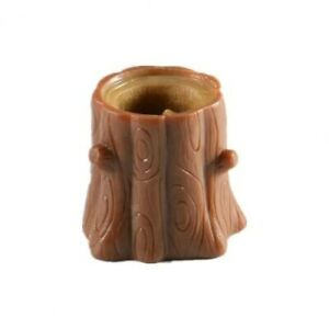 Stress Toys Squeeze Cute Tree Squirrel Cup Rubber Fidget Stump Kids Gift Squishy