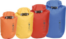 Exped Fold Dry Bags - Bright Colours (pack of 4 diff sizes)