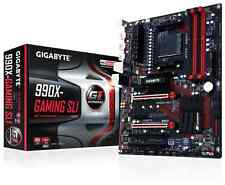 Gigabyte 990X-Gaming SLI - ATX Motherboard for AMD Socket AM3+ CPUs