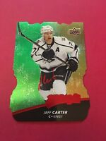Jeff Carter  Kings 2017-2018 Upper Deck MVP Colors & Contours #26