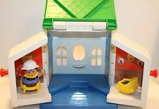 Little Tikes Toddle Tot Carry Along Portable Play House Cottage with One Person
