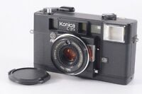 [N Mint] Konica C35 AF 35mm Point & Shoot HEXANON 38mm f2.8 From Japan #1733