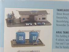 Tanklager m. Abfüllstation ARAL - Faller Spur Z Bausatz 1:220 - 282747 #E