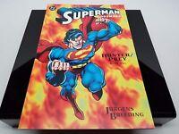 Superman/Doomsday Hunter/Prey Book 1 Signed Dan Jurgens NM 1994 DC Comics